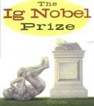 The Ig Nobel Prize logo