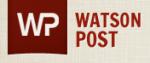 Logo projektu Watson Post